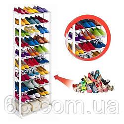 Органайзер і стійки для взуття та одягу