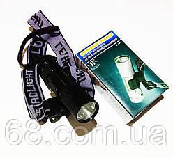 Налобный-ручной фонарь BL 30+  p