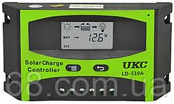 Контролери для сонячних батарей