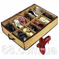 Органайзер для хранения обуви Shoes Under (Шуз Андер) p
