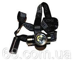 Налобный фонарь Bailong  BL 030 p