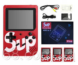 Ігрова консоль приставка 400 в 1 Game Box sup