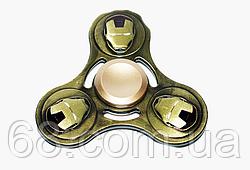 Спинер spinner іграшка Iron Man
