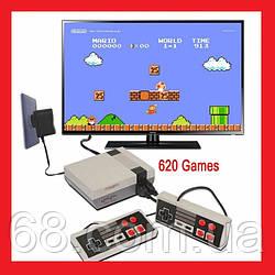 Приставка Mini Game Anniversary Edition 500 ігор (аналог Nintendo Entertainment System)
