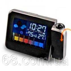 Проекционные часы Сolor Screen Calendar