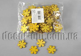 Заготовка цветок 3 см 100 шт/уп.