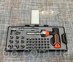 Набір інструментів GearPower 44 предмета / HZF-9101
