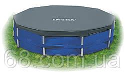 Чохол Intex 28031 (інтес 58411) для каркасного круглого басейну 366 см