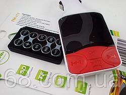 Автомобільний Fm-модулятор CM i17, Автомобільний трансмітер USB/SD card/TF