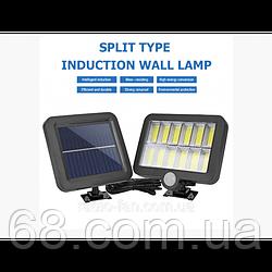Светильник с солнечной панелью Spliy Solar Lamp F-12COB