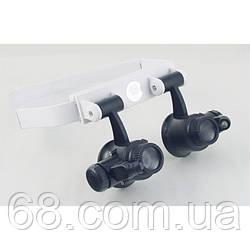 Бінокулярні окуляри з LED підсвічуванням TH-9202