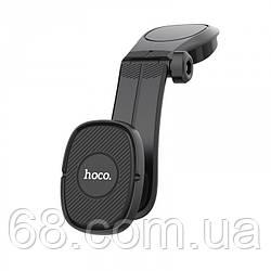 Автомобильный держатель Hoco CA61 Kaile магнитный для приборной панели Чёрный