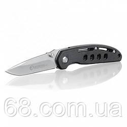 Нож складной 164 мм, ручка с пластиковыми вставками. INTERTOOL HT-0593