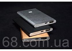 Зовнішній акумулятор Power Bank MI Slim 10000 mah