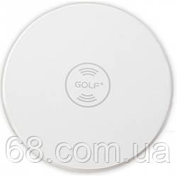 Бездротова зарядка Golf GF-WQ3 Wireless Charger БІЛА