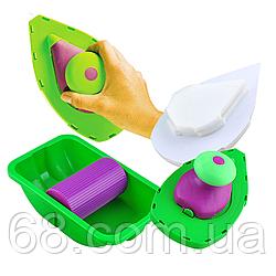 Кисть-плашка для фарбування