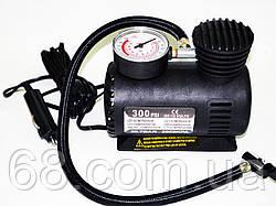 Портативний автомобільний міні повітряний компресор (DC 12V/10 ~ 250PSI)