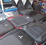 Авточехлы на Fiat Fiorino cargo 1+1 от 2007 года van, Фиат Фиорино карго, фото 8