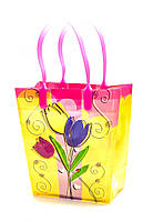 Подарочные пакеты Цветы 12 шт./упаковка