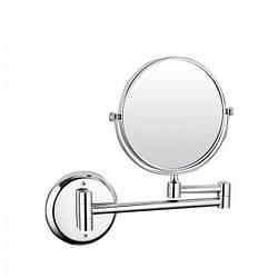 Косметичне дзеркало з збільшенням настінне Frap F6106