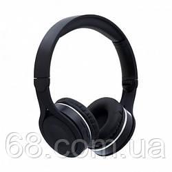 Беспроводные накладные Bluetooth наушники Gorsun GS-E90 Чёрные