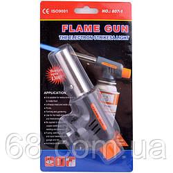 Газова пальник з п'єзопідпалом Flame Gun 807-1