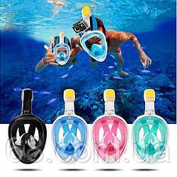Маска для снорклінга, маска для підводного плавання