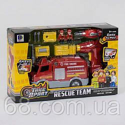 Машина-конструктор 661-418 (12) свет, звук, шуроповерт, в коробке