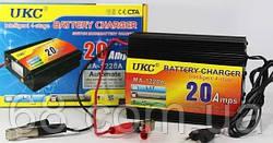 Зарядное устройство для автомобиля 12 вольт 20 ампер, UKC Battery Charger 20A p
