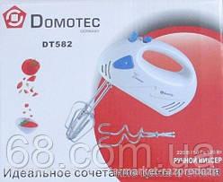 Міксер ручний Domotec DT-582