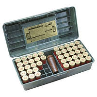 Коробка пластмассовая MTM SF-50 на 50 патронов кал. 20/76. Цвет – камуфляж.