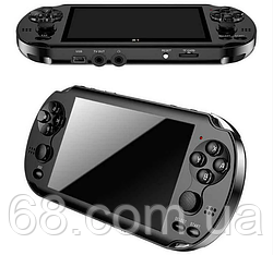 Ігрова портативна приставка PSP X9 (5,0 дюймів) 8 Гб / Портативний ігрова консоль ПС