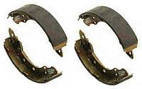 Колодки гальмівні задні (с ABS) Geely CK