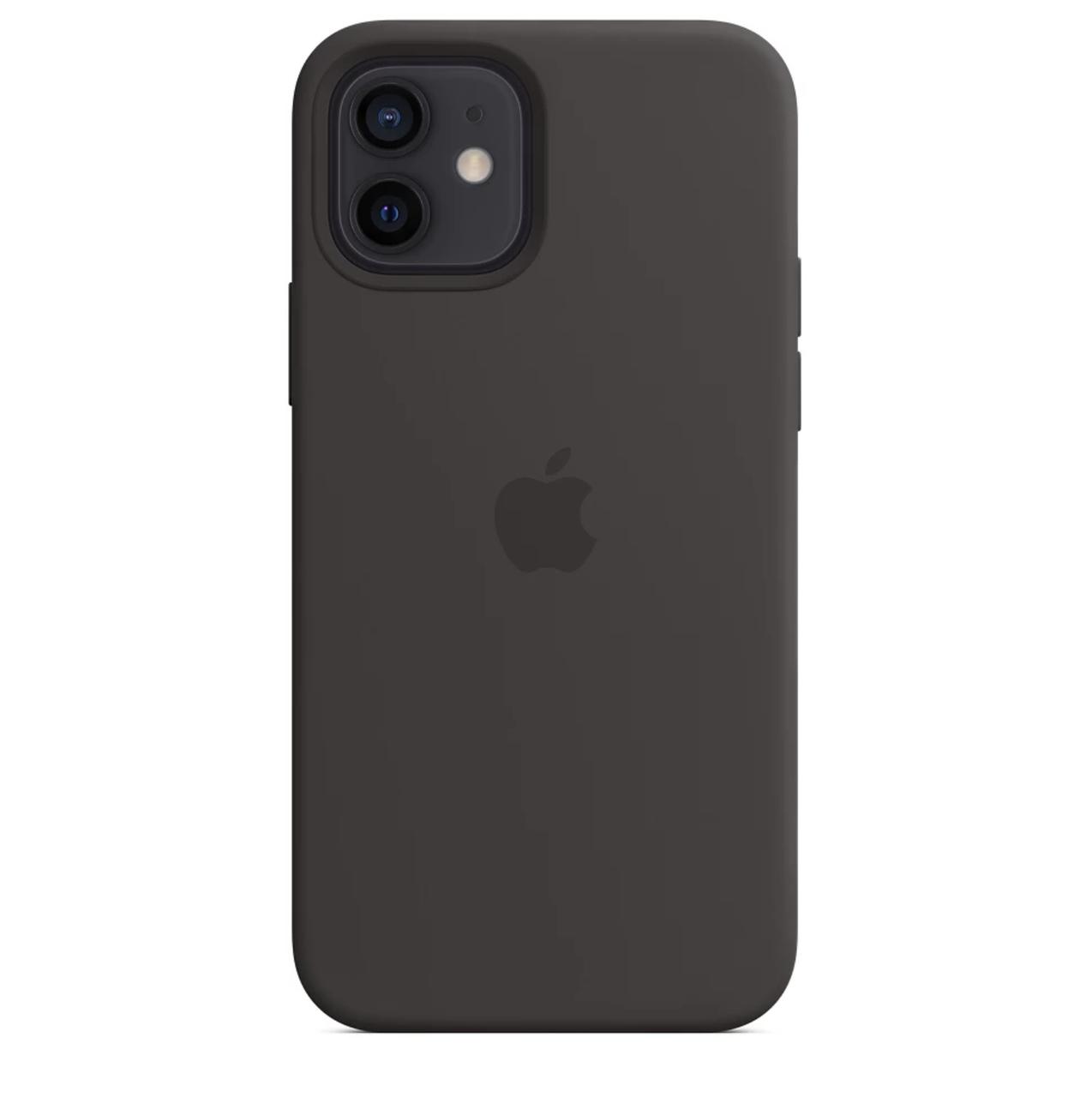 Чехол Apple Silicone Case - для iPhone 12 Mini