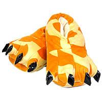 Тапки лапки для кигуруми жираф