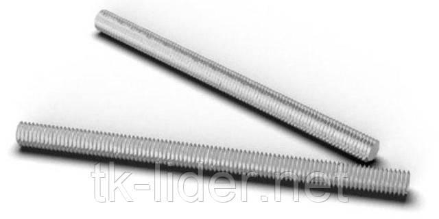Шпильки різьбові М10*2000 DIN 975, фото 2