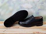 Туфлі шкіряні KANGFU, р. 34, фото 4