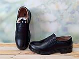 Туфлі шкіряні KANGFU, р. 34, фото 6