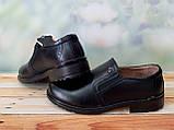 Туфлі шкіряні KANGFU, р. 34, фото 7