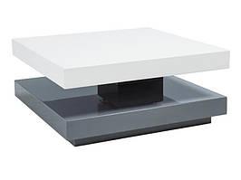 Журнальний стіл Falon Біло / сірий 75 (105) х7534