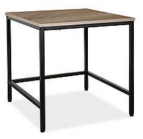 Журнальний стіл Meris L2 Дуб / Чорний
