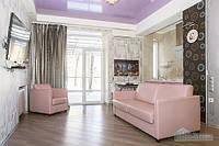Дизайнерские апартаменты в тихом центре, 2х-комнатная (51625)