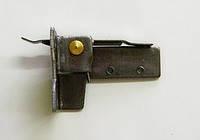 Кронштейн микропереключателя газовой колонки