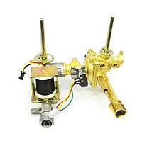 Газо-водяной блок газовых колонок 8-10 л. (фланец к теплообменнику)