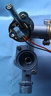 Газовый редуктор китайских колонок 42 мм. к водяному блоку