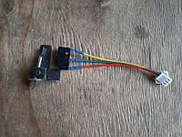Микровыключатель с крепежом для газовой колонки