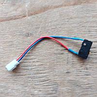 Микропереключатель на 2 провода