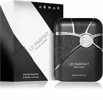 Чоловіча туалетна вода Le Parfait 100ml. Armaf (Sterling Parfum)(100% ORIGINAL)