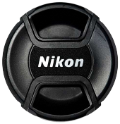 Кришка Phottix для об'єктивів Nikon (Snap-on Lens Cap)