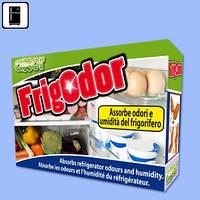 Для холодильника, FRIGODOR поглотитель